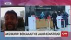 VIDEO: Aksi Buruh Berlanjut ke Jalur Konstitusi