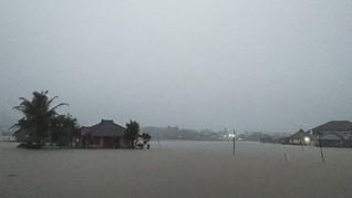 Ada 2.276 Bencana Alam Sepanjang Januari hingga 17 Oktober