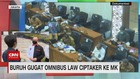 VIDEO: Buruh Layangkan Gugatan Omnibus Law Cipta Kerja