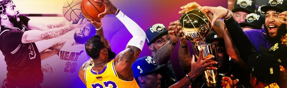 Lakers Juara NBA 2020