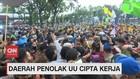 VIDEO: Daerah Penolak UU Cipta Kerja