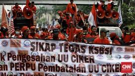 Kapolda Sumut Saran Buruh Gugat Omnibus Law Cipta Kerja ke MK