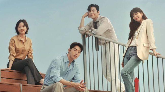 Start-Up memperpanjang daftar drama Korea yang menceritakan pasang surut hidup generasi muda, terutama soal pekerjaan. Berikut sinopsis drama Korea Start-up.