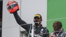 Juara F1 GP Portugal, Hamilton Lewati Rekor Schumacher