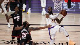 Rekor-rekor Jordan yang Dipatahkan LeBron James