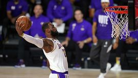 Lakers Juara, LeBron James Masuk 'Big Three' Cincin NBA