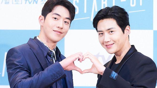 Kim Seon-ho menyatakan sangat ingin kembali beradu akting dengan Nam Joo-hyuk usai membintangi drama Start-Up.