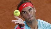 Rafael Nadal meraih gelar grand slam ke-20 setelah juara Prancis Terbuka 2020. Berikut foto pilihan laga tersebut.