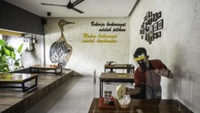 Kuat Nyali Nina Berbisnis Kuliner di Tengah Pandemi