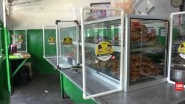 VIDEO: Pemilik Warung Makan Senang Jakarta PSBB Transisi Lagi