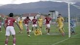 Timnas Indonesia U-19 terus menunjukkan kemajuan setelah menang 4-1 atas Makedonia Utara pada laga uji coba di Kroasia.