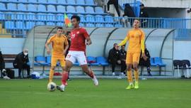 Gagal Menang, Shin Tae Yong Ungkap Kemajuan Timnas U-19