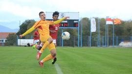 Timnas Indonesia U-19 Imbang Tanpa Gol dengan Makedonia