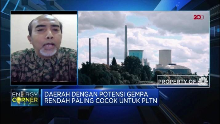 Uji Untung Rugi Nuklir Sebagai EBT, Ini Pandangan Batan & HIMNI(CNBC Indonesia TV)