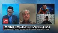 VIDEO: Gaduh Pengesahan RUU Omnibus Law Cipta Kerja