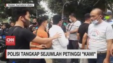 VIDEO: 8 Petinggi KAMI Ditangkap Polisi