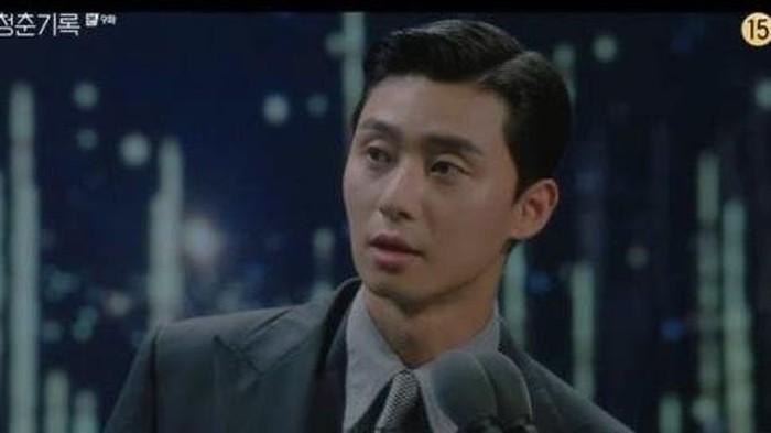 Alasan Park Seo Joon Tak Minum Air Saat Syuting Jadi Cameo di