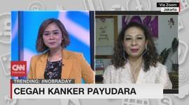 VIDEO: Cegah Kanker Payudara