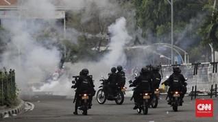 Polisi: Massa Tak Menjarah Thamrin City, Hanya Merusak