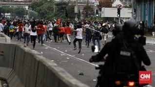 Survei: Polisi Makin Represif, Warga Takut Sampaikan Pendapat