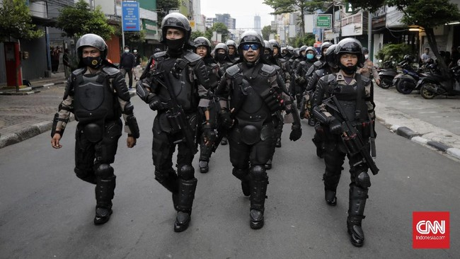 Jelang Pilkada, 38 Daerah Rawan Gangguan Keamanan
