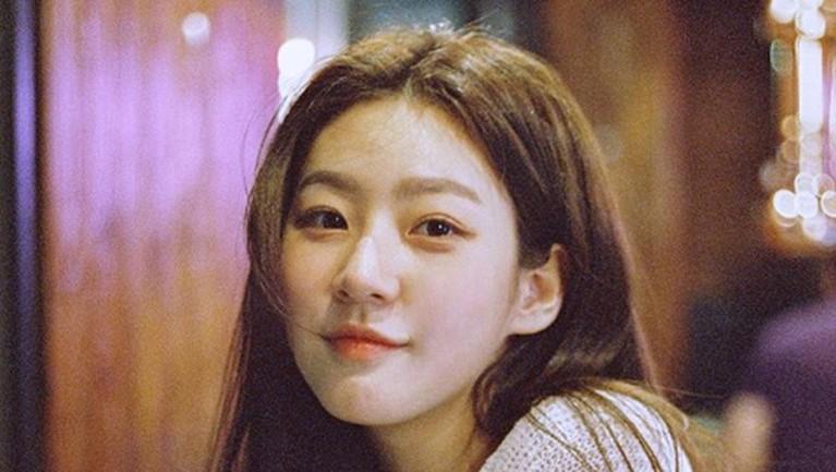 Aktris Korea Selatan Kim Sae Ron.