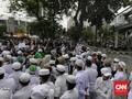 FPI Demo Tolak Omnibus Law, Usung Lima Tuntutan