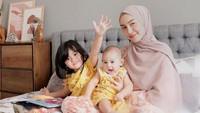 <p>Sementara anak kedua Melody Prima, Muhammad Raffasya Arshaka Setiyadi, dilahirkan pada 15 Maret 2020. (Foto: Instagram @melodyprima)</p>
