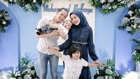 <p>Pesinetron Melody Prima menikah di usia 21 tahun dengan Tommy Bagus Setiyadi pada Maret 2016. Dari pernikahan itu, keduanya dikaruniai dua orang anak. (Foto: Instagram @melodyprima)</p>