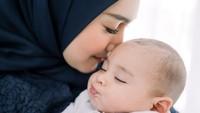 <p>Baru-baru ini, Melody Prima, menggelar akikah anak keduanya. (Foto: Instagram @melodyprima)</p>