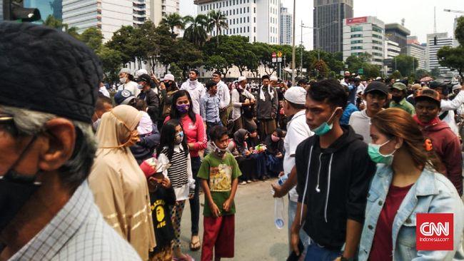 UNICEF anak-anak yang dilibatkan atau ditangkap dalam gelombang aksi demonstrasi harus dilindungi.