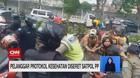 VIDEO: Pelanggar Protokol Kesehatan Diseret Satpol PP
