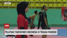 VIDEO: Pelatnas Taekwondo Indonesia di Tengah Pandemi