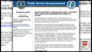VIDEO: FBI Ingatkan Potensi Pencurian Data Jelang Pilpres AS