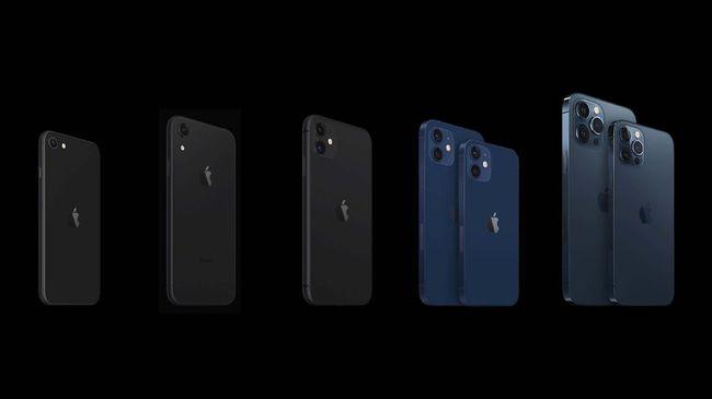 Menurut laporan analisis, China menyumbangkan 35 sampai 45 persen permintaan global pada varian premium iPhone 12 Pro.