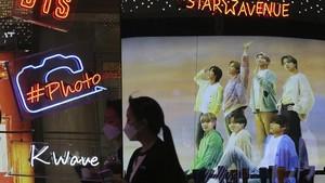 Salah Satu Perusahaan Logistik China Boikot Bawa Produk BTS