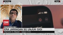 VIDEO: Era Jaringan 5G Unjuk Gigi