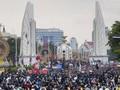 Polisi Thailand Sapu Ribuan Demonstran Usai Dekrit Darurat