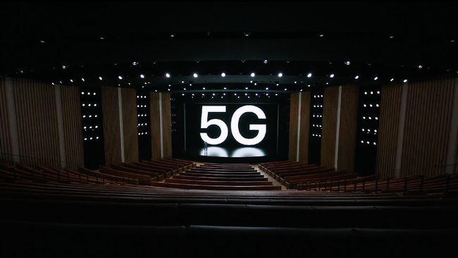 Tujuh dari ponsel 5G yang sedang bersaing di global berasal dari China.