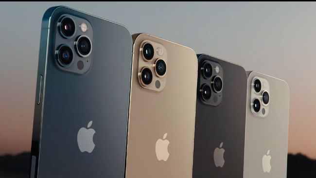 Apple kabarnya akan menyematkan memori 1TB pada iPhone 13 nanti, berapa file yang mampu dimuat dengan penyimpanan sebesar ini?