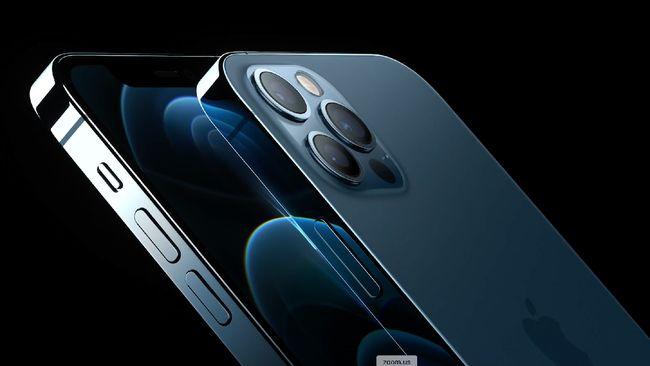 Netizen fokus pada desain iPhone 12 yang dinilai mitip iPhone 5.