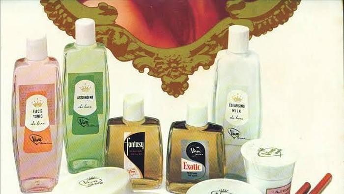 Produk Kecantikan yang Pernah Berjaya di Masa Lalu Hingga Saat ini