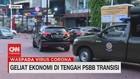 VIDEO: Dampak PSBB Transisi Bagi Aktivitas Ekonomi Kaki Lima