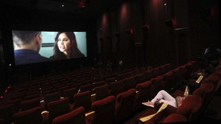 Bioskop Dibuka Lagi di Mumbai India