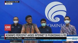 VIDEO: Kominfo Percepat Akses Internet di Puskesmas & RS