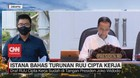 VIDEO: Istana Bahas Turunan RUU Cipta Kerja