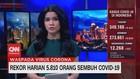VIDEO: Rekor Harian 5.810 Sembuh Covid-19