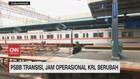 VIDEO: PSBB Transisi, Jam Operasional KRL Berubah