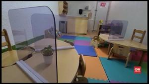 VIDEO: Pleksiglas Belum Tentu Halau Penyebaran Covid-19