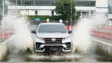 Toyota Fortuner Diesel 2.800 cc Diduga Bakal Rilis di RI